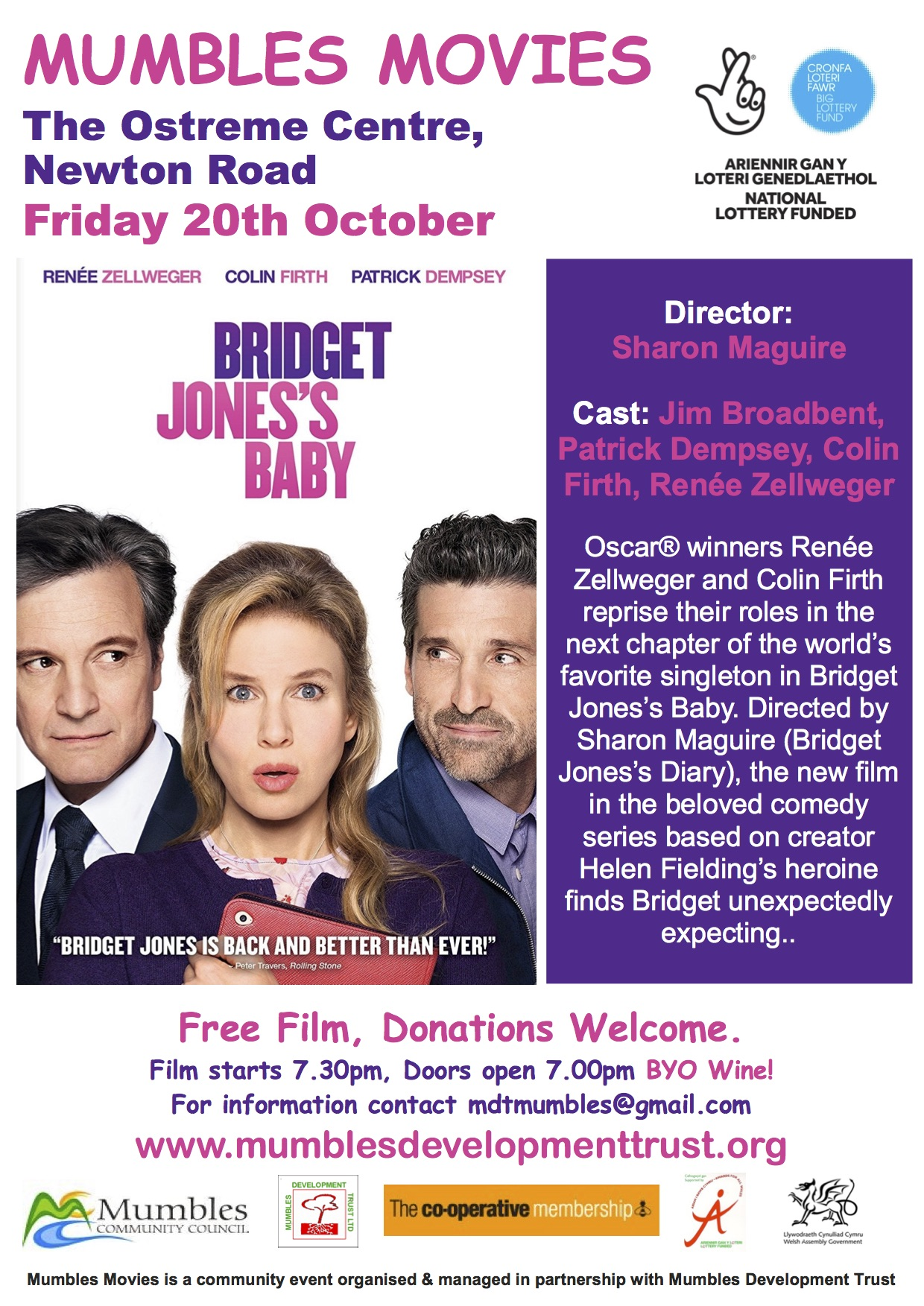Bridget Jones' Baby_October 2017
